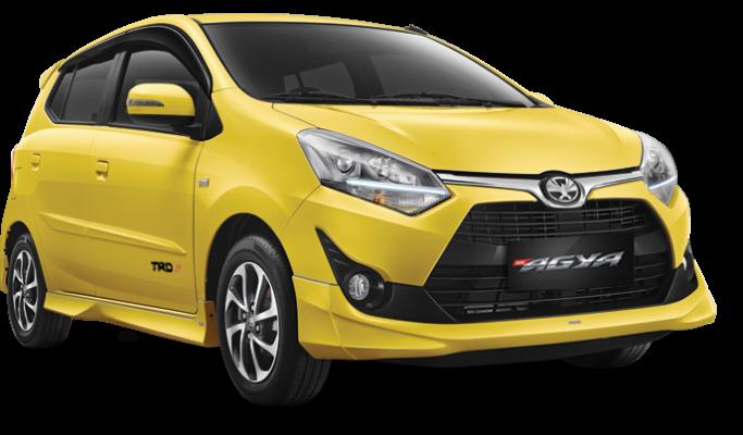 Toyota Agya New