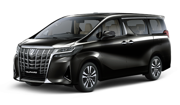 Toyota All New Alphard
