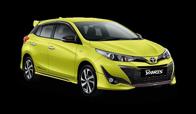 Toyota New Yaris